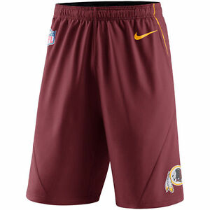 Limited Nike Dri-FIT 2017 NFL Washington Redskins Fly XL 5.0 Player Issue Shorts