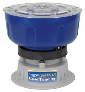 Quick-n-Ez Brass Case Tumbler .223 Cases Cleaning Polisher (Media NOT included)
