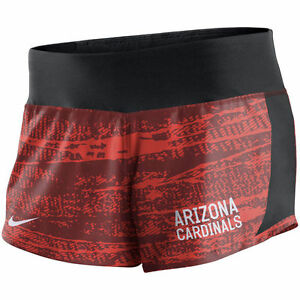 Limited Edition NFL 2017 Nike Arizona Cardinals Women's Crew Shorts