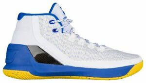 Under Armour Curry 3 - Men's WhiteUltra Blue