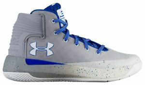 Under Armour Curry 3Zero - Boys' Grade School WhiteTeam RoyalWhite 5998-102