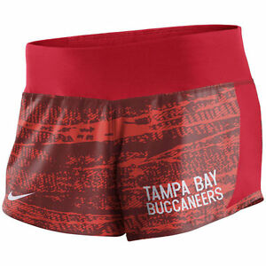 Limited Edition NFL 2017 Nike Tampa Bay Buccaneers Women's Crew Shorts