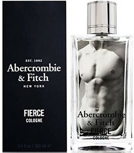 Fierce Cologne By Abercrombie - Fitch Spray For Men 3.4 oz (Pack of 8)