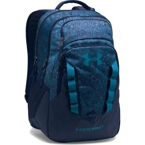 Under Armour Storm Recruit Mens Rucksack - Midnight Navy One Size