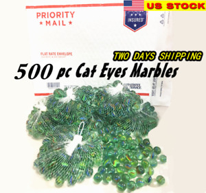 Lot 500 Bulk Wholesale Glass Marbles For Sling Shot Ammo 5 8quot; 6lbs