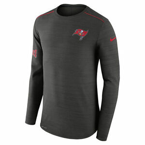 Nike Dri-FIT 2017 NFL Tampa Bay Buccaneers Sideline Player Long Sleeve T-Shirt