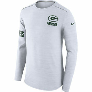 Nike Dri-FIT 2017 NFL Green Bay Packers Color Rush Player Long Sleeve T-Shirt