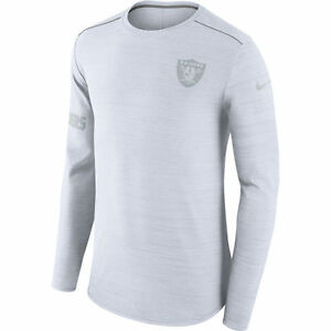Nike Dri-FIT 2017 NFL Oakland Raiders Color Rush Player Long Sleeve T-Shirt