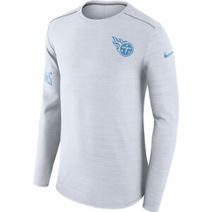 Nike Dri-FIT 2017 NFL Tennessee Titans Color Rush Player Long Sleeve T-Shirt