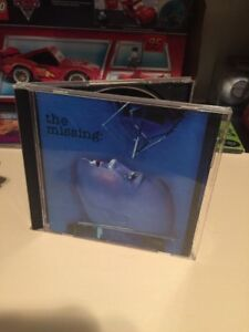 THE MISSING: 3 Track Album Promo Scary Kitty Bullet Family Values RARE 1996