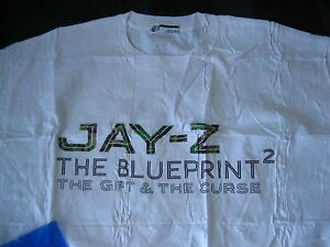 Super Rare A Bathing Ape x JAY-Z THE BLUEPRINT2 Compression T-shirts