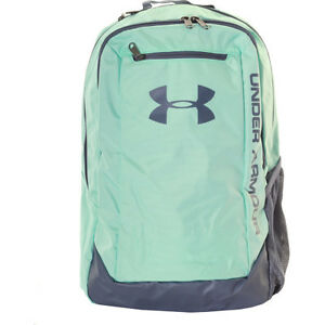 Under Armour Hustle Ldwr Mens Rucksack - Blue Infinity One Size