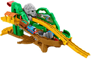 Fisher-Price Thomas & Friends Adventures Jungle Quest Train Playset