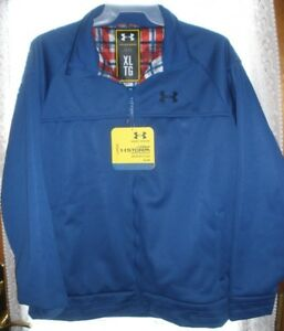 NWT Under Armour Storm Swagger Cold Gear XL Loose WindProof Water Resistant Coat