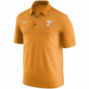 Limited Nike Dri-FIT NCAA 2017 Tennessee Volunteers Performance Polo Shirt NWT