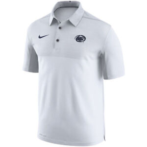 Limited Nike Dri-FIT NCAA 2017 Penn State Nittany Lions Performance Polo Shirt