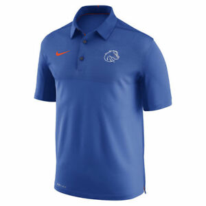 Limited Nike Dri-FIT NCAA 2017 Boise State Broncos Performance Polo Shirt NWT