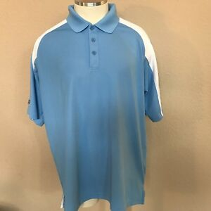 Men's UNDER ARMOUR  GOLF POLO SHIRT Size XL Embroidered ST.PAULI GIRL        E26