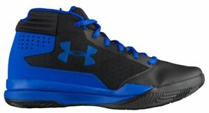 Under Armour Jet 2017 Boys' Grade School BlackTeam RoyalTeam Royal 6009-002