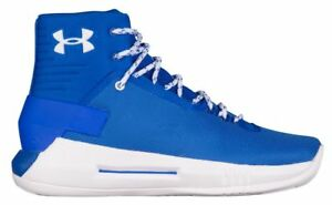 Under Armour Drive 4 Boys' Grade School Team RoyalWhiteWhite 6004-400
