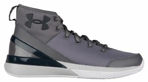 Under Armour X Level Ninja Boys' Grade School GraphiteWhiteAnthracite 6005-100