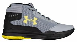 Under Armour Jet 2017 Boys' Grade School Overcast GreyBlackSulfur 6009-941