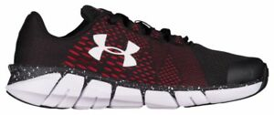 Under Armour X Level Scram Jet Boys' Grade School BlackWhiteWhite 6249-002