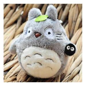 My neighbor totoro plush toy 2017 New kawaii anime totoro keychain plush doll