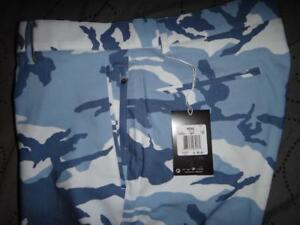 NIKE GOLF SPORT DRI-FIT CAMO MODERN FIT SHORTS SIZE  W34 32 MEN NWT $95.00