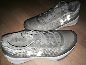 NEW Under Armour Gray Women's Basketball Shoes Size 7.5