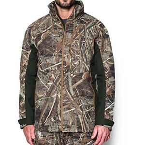 Under Armour Mens SKYSWEEPER SHELL Realtree Max 5Metallic Bronze Large Sale