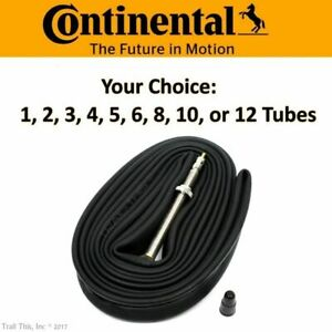 Continental Race 28 700x18-23-25 60mm Presta Road Bike Tube Multi-Pack Lot Bulk
