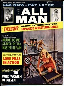 All Man 31964-Stanley-Japanese female wrestling-Nazi escape cover