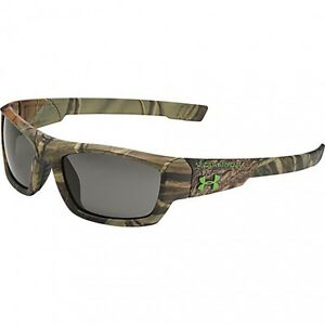 UNDER ARMOUR ACE SUNGLASSES - REALTREEGRAY YOUTH FAST SHIPPING!