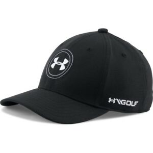 Under Armour Official Tour 2.0 Kids Headwear Cap - Black All Sizes