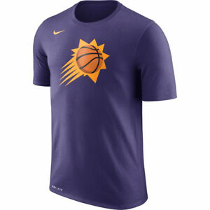 Limited Edition Nike Dri-FIT NBA 2017-2018 Phoenix Suns Dry Logo T-Shirt
