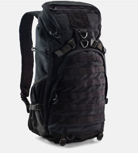 Under Armour UA Storm Tactical Heavy Assault Backpack - Black NWT Authentic