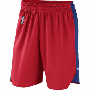 Limited NBA 2017-2018 Nike Dri-FIT LA Clippers Practice Performance Shorts