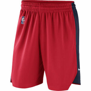 NBA 2017-2018 Nike Dri-FIT New Orleans Pelicans Practice Performance Shorts