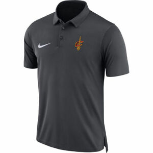 Limited NBA 2017-2018 Nike Dri-FIT Cleveland Cavaliers Statement Polo Shirt