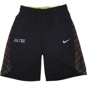 NIKE Mens Elite Dry Fit Basketball Short In Multi UK Size L BNWT