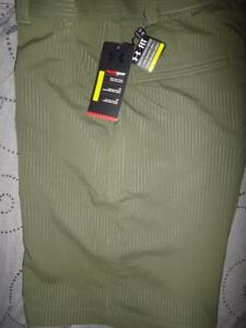 UNDER ARMOUR GOLF DRESS SHORTS 36 34 32 30 MEN NWT $54.99