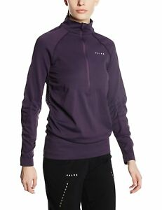 Falke Women's Running Shirt Long-Sleeved Shirt With Half-Length Zip Women Women