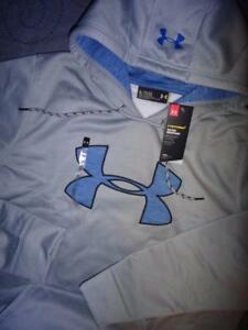 UNDER ARMOUR STORM 1 HOODIE LOOSE FIT SIZE XL MEN NWT $$$$
