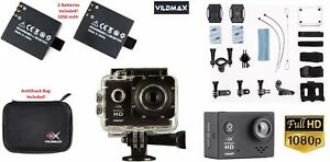 Ultra HD 1080P Waterproof Sport Camera ActionCamcorder as Go Pro