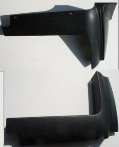 70 Challenger Left & Right Lower Dash Trim Moldings 1970 ONLY