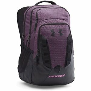 Sports & Fitness Features Under Armour Storm Recruit Backpack Verve One Size