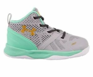 UNDER ARMOUR SC Steph Curry 2 Two Baby Boys Shoes NEW NIB size 6K Infant 1286153