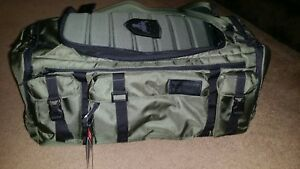 NWT  Under Armour x Project Rock USDNA Range Duffle Backpack Dwayne