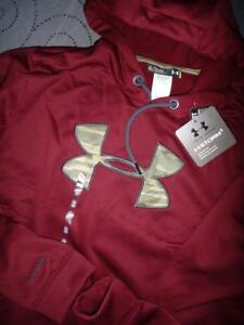 UNDER ARMOUR STORM COLD GEAR HOODIE SIZE XL MEN NWT $$$$